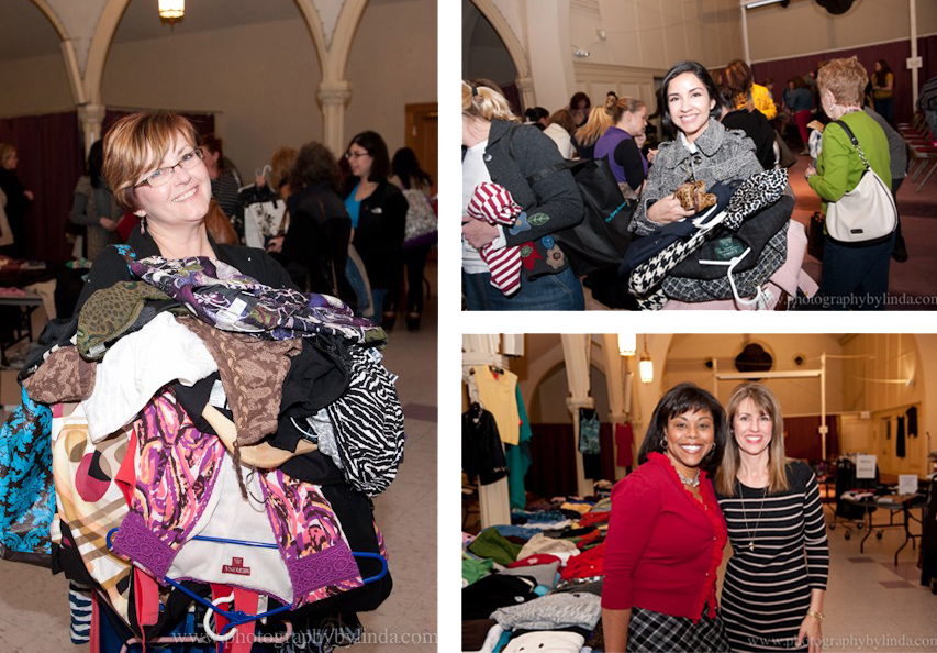 swap soiree clothing and accessory exchange